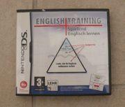 Englisch-Training von Nintendo DS