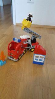 Lego Duplo Löschfshrzeug
