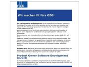 Product Owner Software Development m