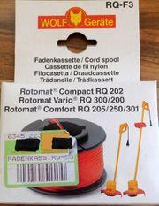Fadenkassette Rotomat Ersatzspule Rasentrimmer