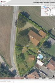 Schwarzach 1680 m2 Grundstück samt