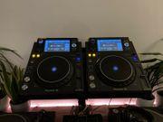Pioneer XDJ 1000 Mk2 Plattenspielerpaar