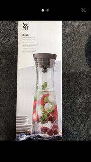 Wasserkaraffe Glaskaraffe