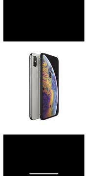 iPhone XS 64gb Silber OVP