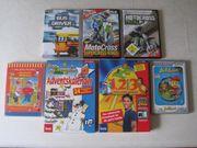 PC CD-ROM Spiele für Kinder