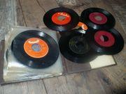 diverse Vinyl-Single-Schallplatten
