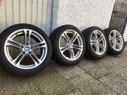 Winterkompletträder Winterreifen Alufelgen BMW 5er