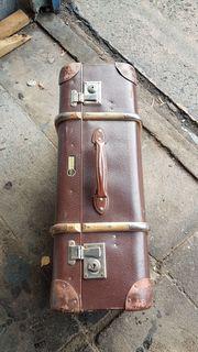 Alter Reise Koffer Antik