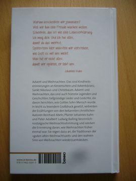 Allgemeine Literatur und Romane - Buch Als der Weihnachtsbaum noch