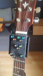 Guitar Learning System Teaching Practrice