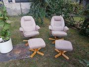 2 neuwertige Relax Sessel mit