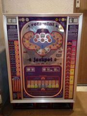 Spielautomat ROTAMINT 70er