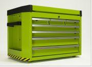 Werkzeugkiste Aufsatz Professional Serie grün