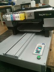 Textildirektdrucker Digitaldrucker Polyprint - Texjet