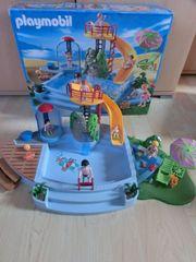 Playmobil Freibad mit Rutsche 4858