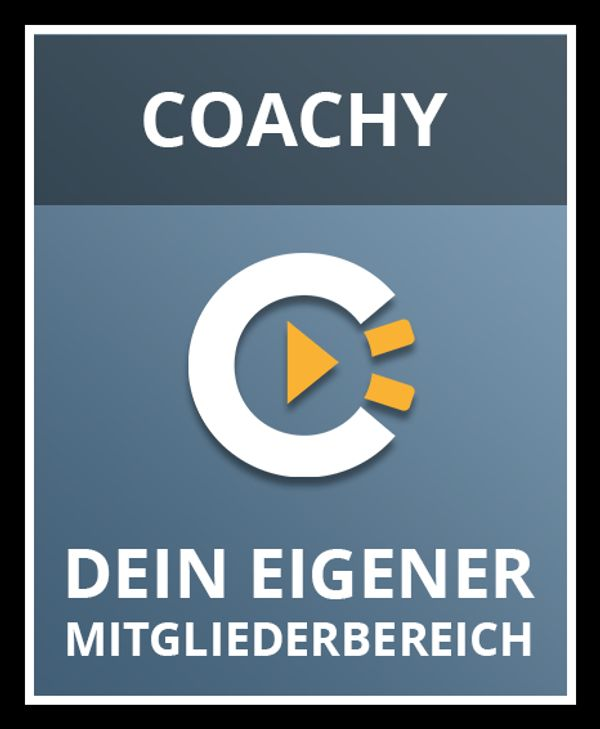COACHY - Deine eigene Onlineschule Mitgliederbereich