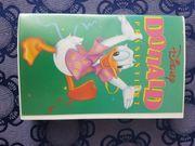 Walt Disney Donald Videokassette