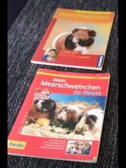 Verkaufe zwei verschiedene Meerschweinchenbücher