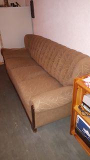 Couch aus Großvaters Zeiten