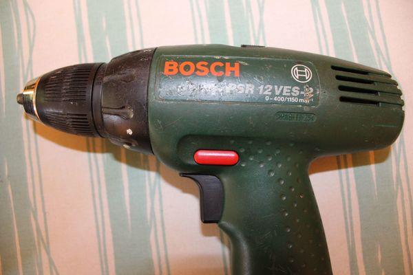 Akkuschrauber Bosch PSR 12 VES-2