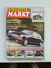 Oldtimer Markt Magazine 121 Stk