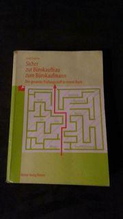Verschenke Buch sicher zur Bürokauffrau