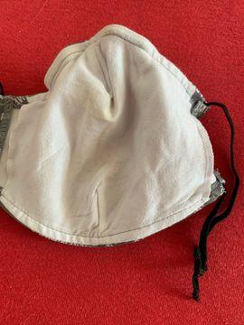 Getragene Wäsche - Maske drei Tage an der