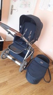 Kinderwagen ABC Design fast wie