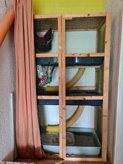 frettchen Käfig Schrank