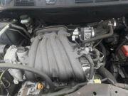 Motor Nissan QASHQAI 2009 HR16DE