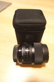 Sigma 35mm F1 4 DG