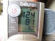 Blutdruckmessgerät von beurer