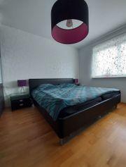 Doppelbett 200 x 200 Lattenrost
