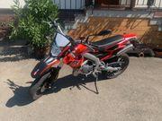 Verkaufe SUPERMOTO APRILIA SX50