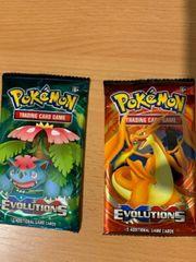 Pokemon Evolutions Pack