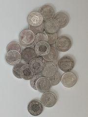 30 Stück 1 2 Franken