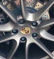 Porsche Cayenne Nabendeckel NEUWERTIG