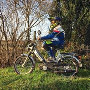 Suche coolen Biker in enger