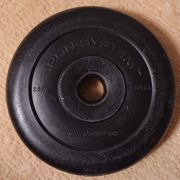 Hantelgewicht 2 5kg - IRON SYSTEM -