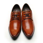 Herrenschuhe Schuhe Natürliches Rindsleder Elegante