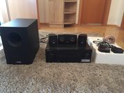 Dolby-Surround-Anlage 5 1 Pioneer Canton