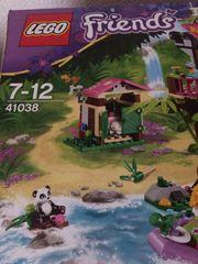 LEGO Friends 41038 Dschungelrettungsbasis