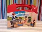 Playmobil im Koffer