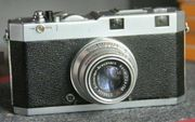 Seltene historische Kamera Wenka