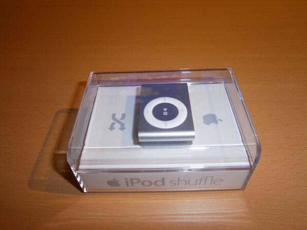 neu und originalverpackt iPod shuffle