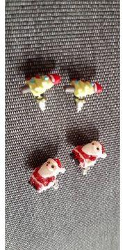 Ausgefallene Ohrringe Weihnachten 0