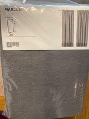 2x IKEA Marjun Gardinen Vorhänge