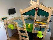 Kinderhochbett der Marke Wickey