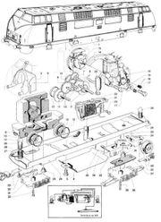 Ersatzteile von Märklin SE 800