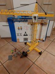 Playmobil Kran alt 3262